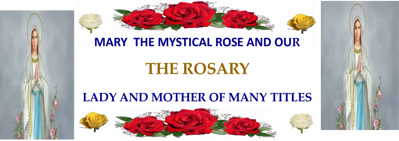 Our Lady Mystical Rose