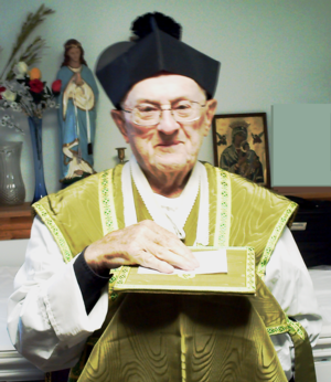 Father Charles Mersereau